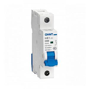 Автоматический выключатель серии NB1-63H 10kA