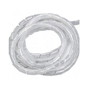 Лента спиральная монтажная пластиковая серии ЛСМ (белый)