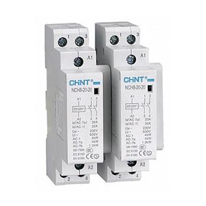 Модульные контакторы серии NCH8
