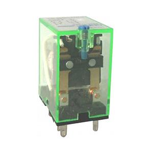Промежуточное реле с кнопкой тестирования серии NJDC17