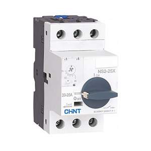 Пускатель для управления и защиты электродвигателей серии NS2