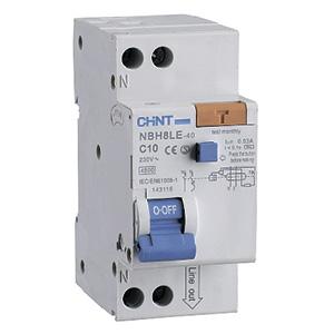 Автоматы дифференциальные серии NBH8LE-40